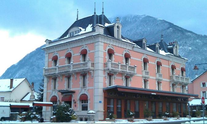 Grand Hôtel de France