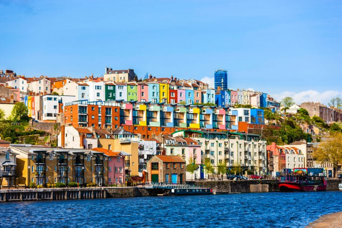 Colourful Harbourside Houses iStock_000021879858_Large-2