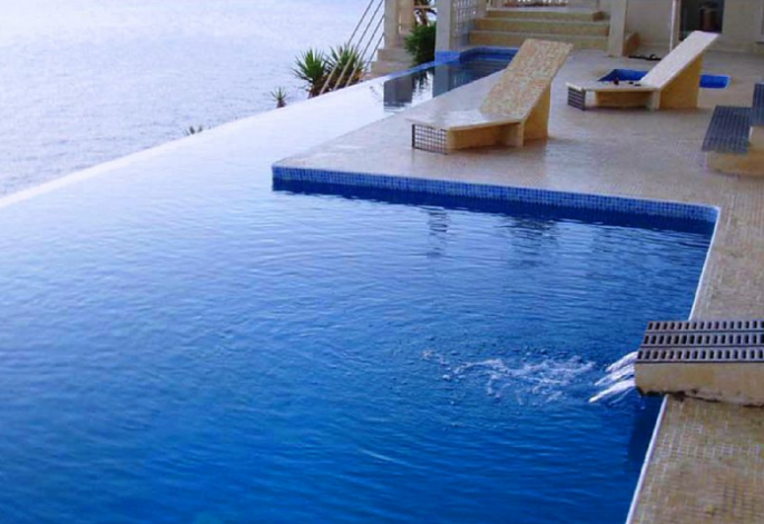 Luxury Villa piscina