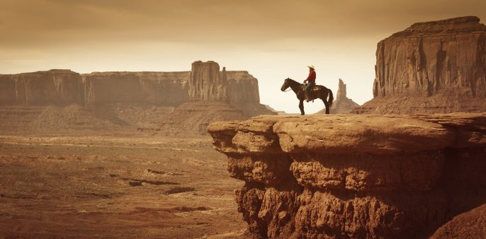 Monument Valley_cowboy_iStock_000042674238_Large