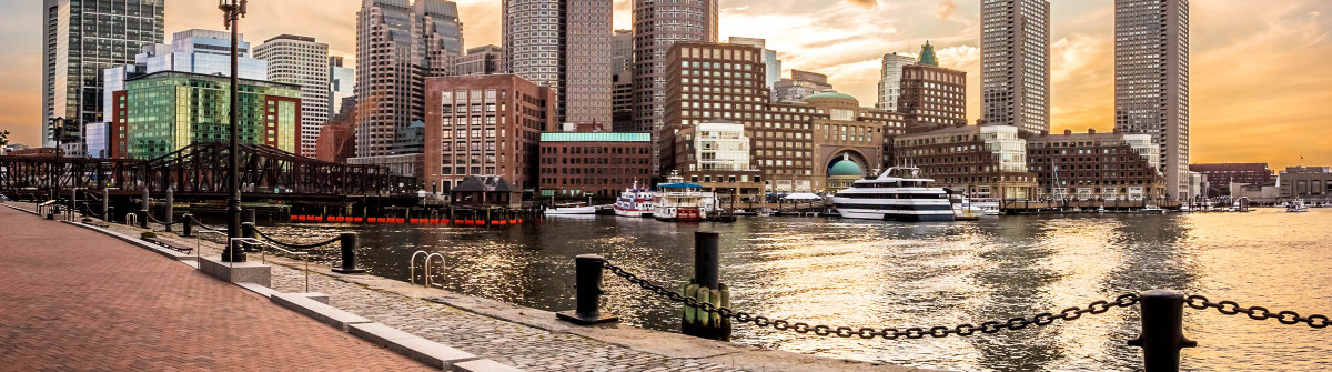 Boston Sunset Skyline iStock_000070224145_Medium-2