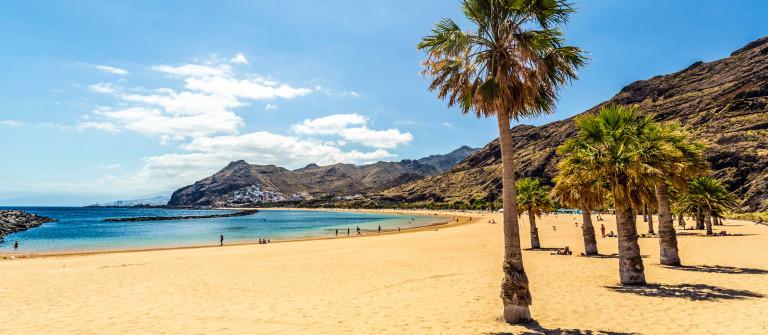 Resultado de imagen de playa teresitas