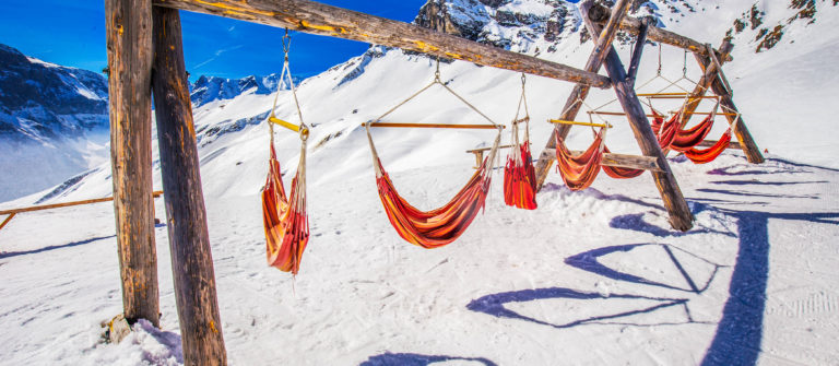 empty-hammocks-in-elm-ski-resort-switzerland-shutterstock_398549791-2