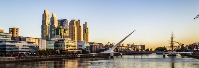 golden-hour-at-puente-de-la-mujer-puerto-madero-argentina-istock_000061502354_large-2