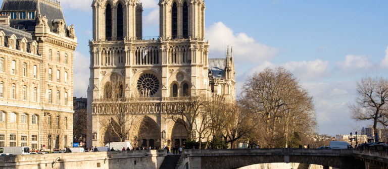Notre-Dame cathedral – Paris, France