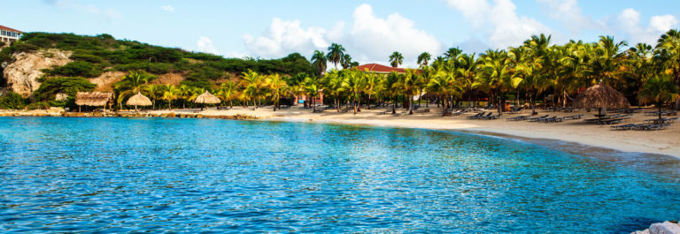 Blue Bay beach, Curacao