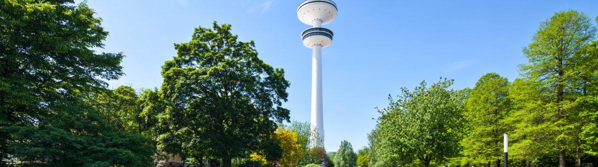 Hamburg, Heinrich-Hertz-Tower